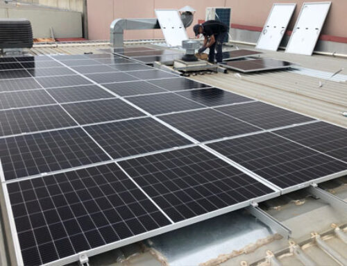 20-KW Commercial PV